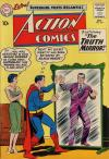 Cover of Action Comics — 1938 Series #269
