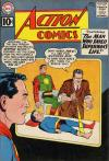 Cover of Action Comics — 1938 Series #281