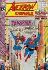 Cover of Action Comics — 1938 Series #285
