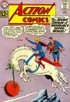 Cover of Action Comics — 1938 Series #293